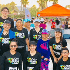 Supporting the South Padre Island 10K Annual Causeway Run